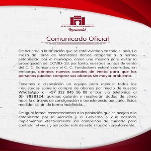 ComunicadoCormanizales300x300